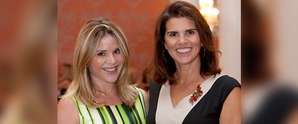 Small Steps Luncheon with Jenna Bush Hager